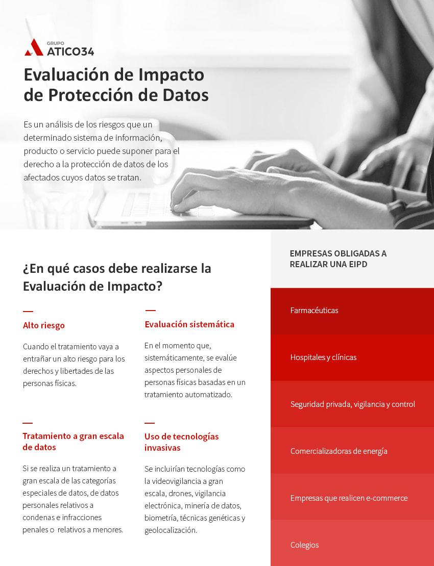 evaluacion impacto rgpd