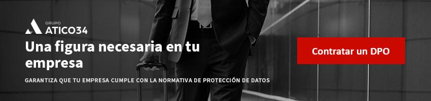 Contrata un Delegado de Protección de Datos