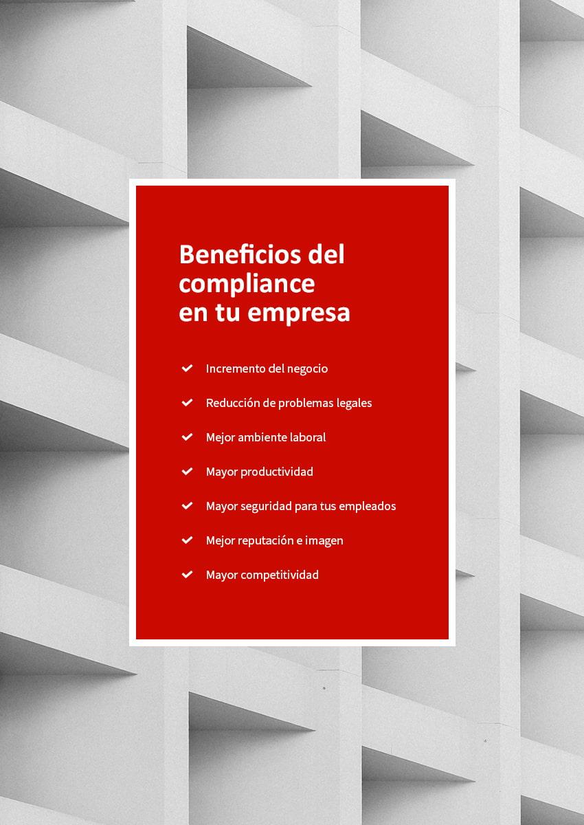 beneficios compliance en las empresas