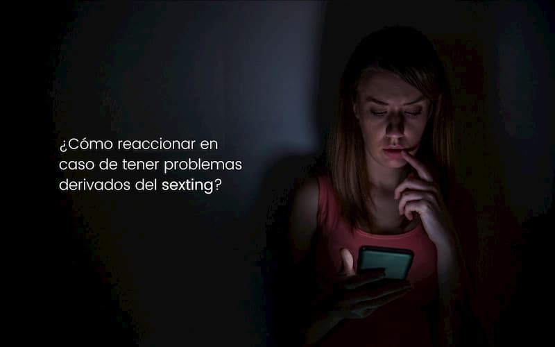 Problemas sexting