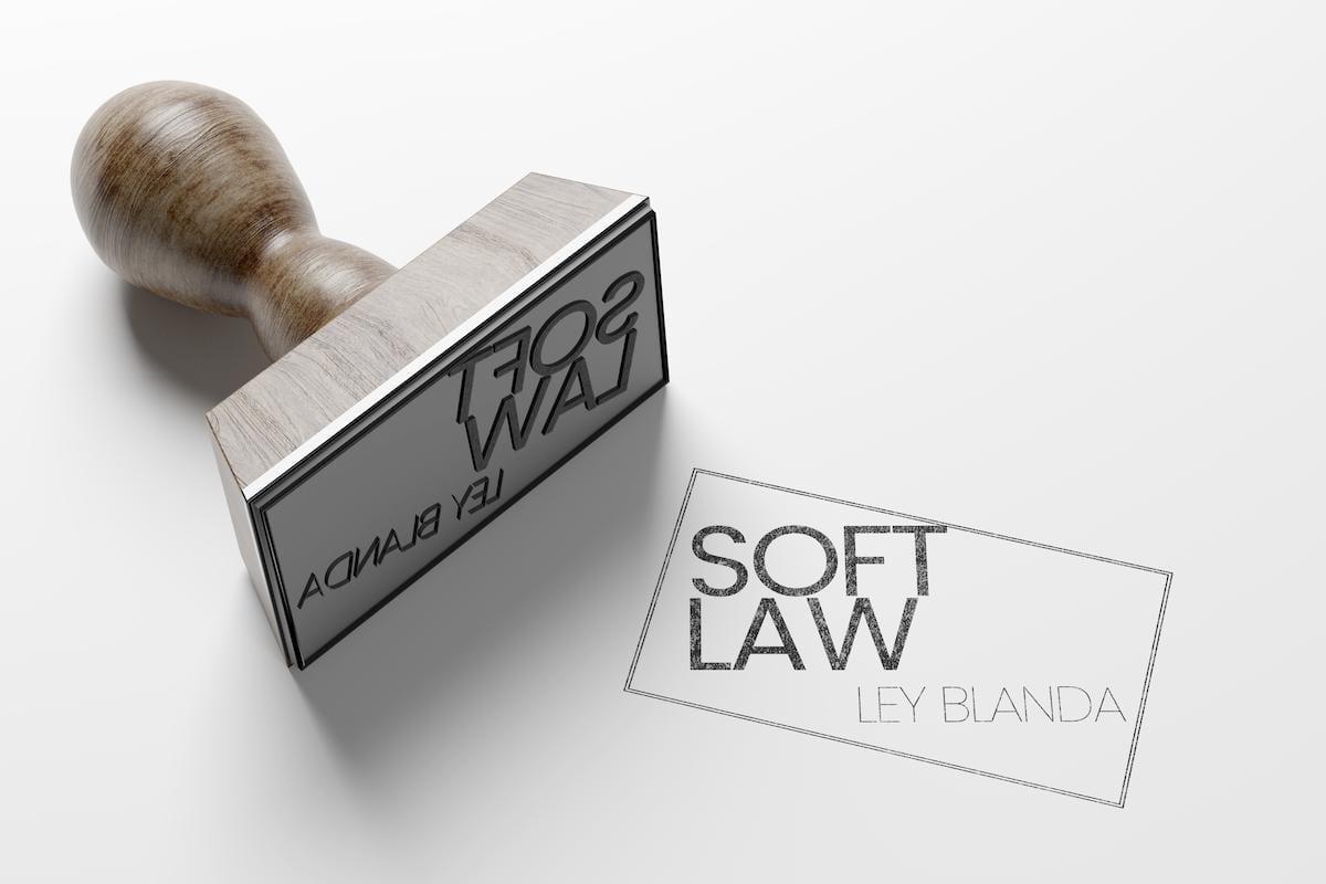 concepto soft law