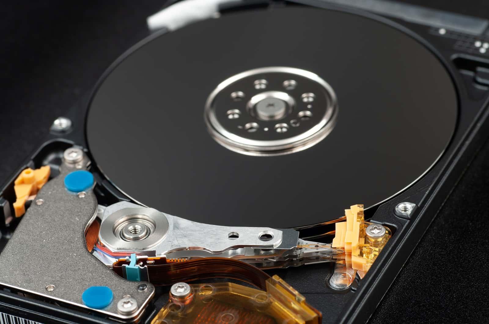 Almacenamiento de datos digitales