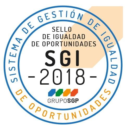 Sello SGI 2010