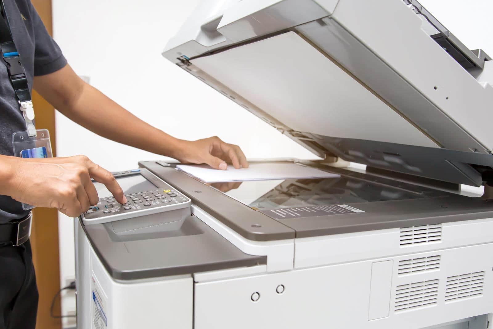 ciberseguridad en impresoras