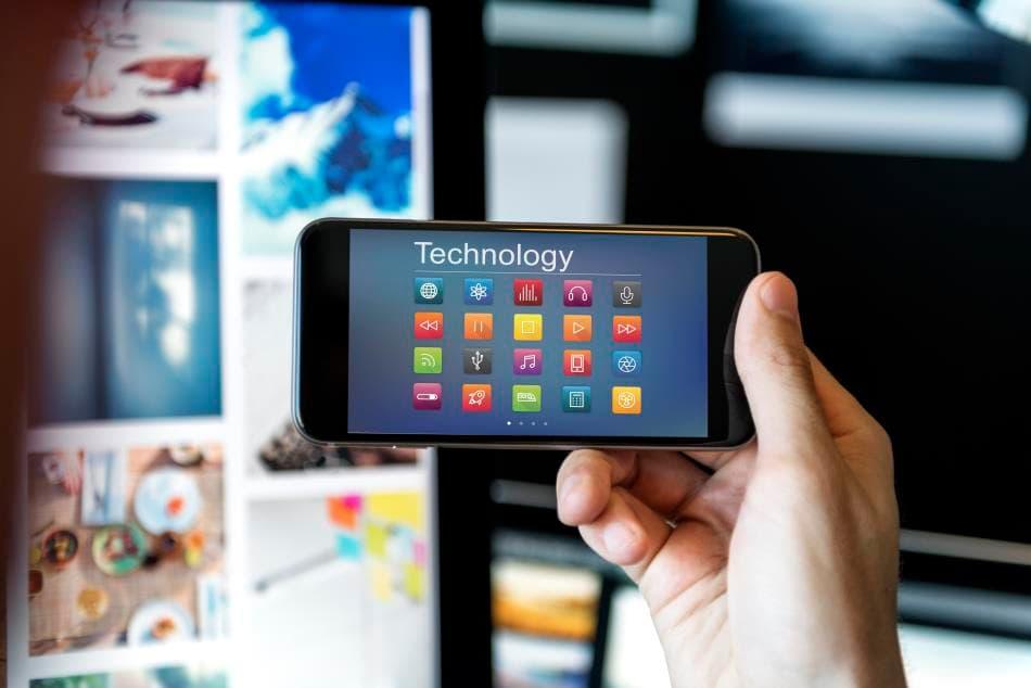 Aplicaciones que guardan datos personales